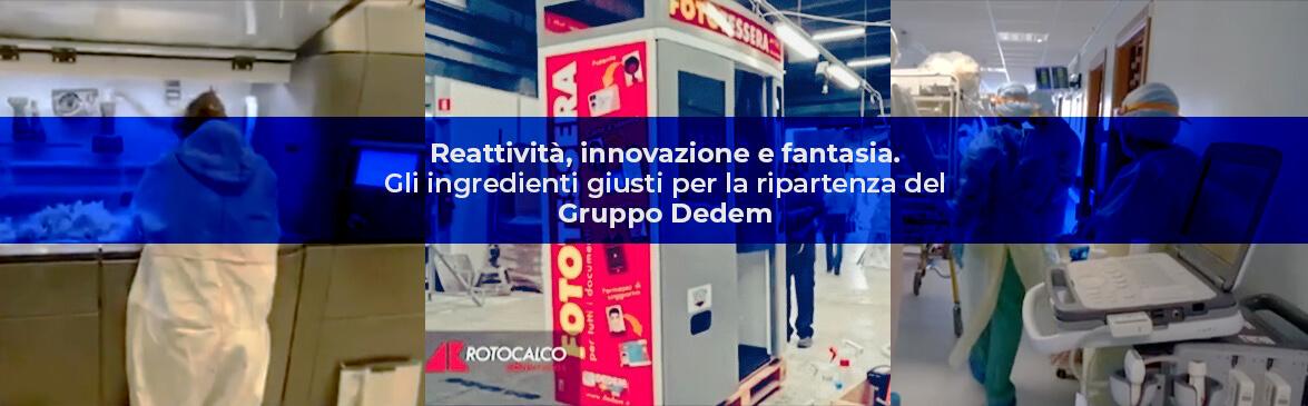 Reattività, innovazione, fantasia