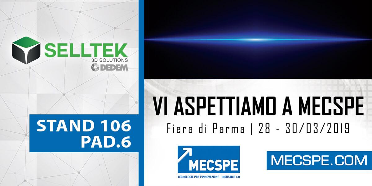 MECSPE - La fiera di riferimento per l'industria manifatturiera