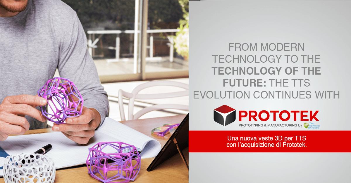TTS acquires Prototek