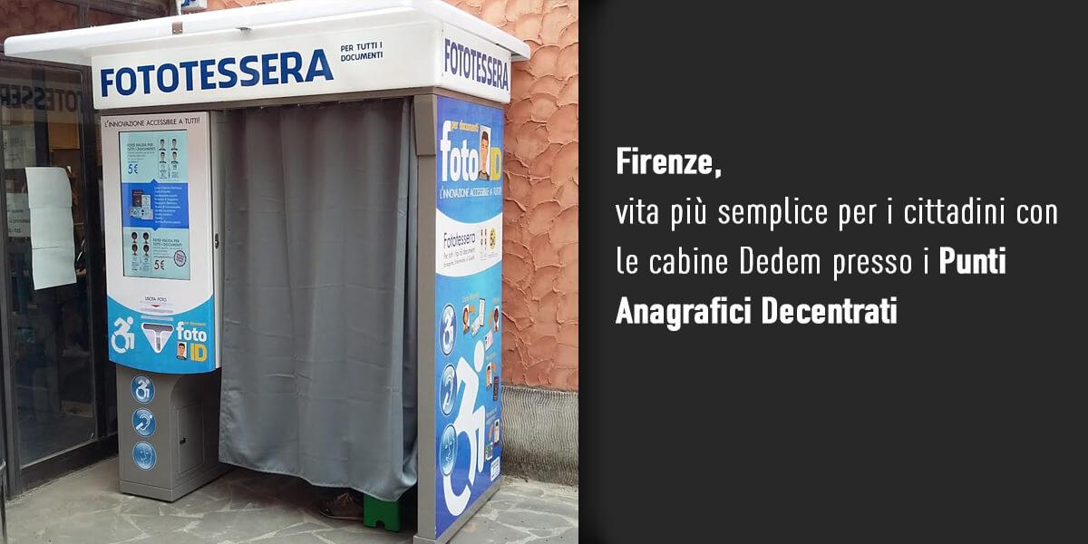 Firenze Punti Anagrafe