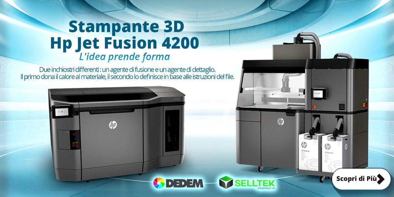 3D HP Jet Fusion