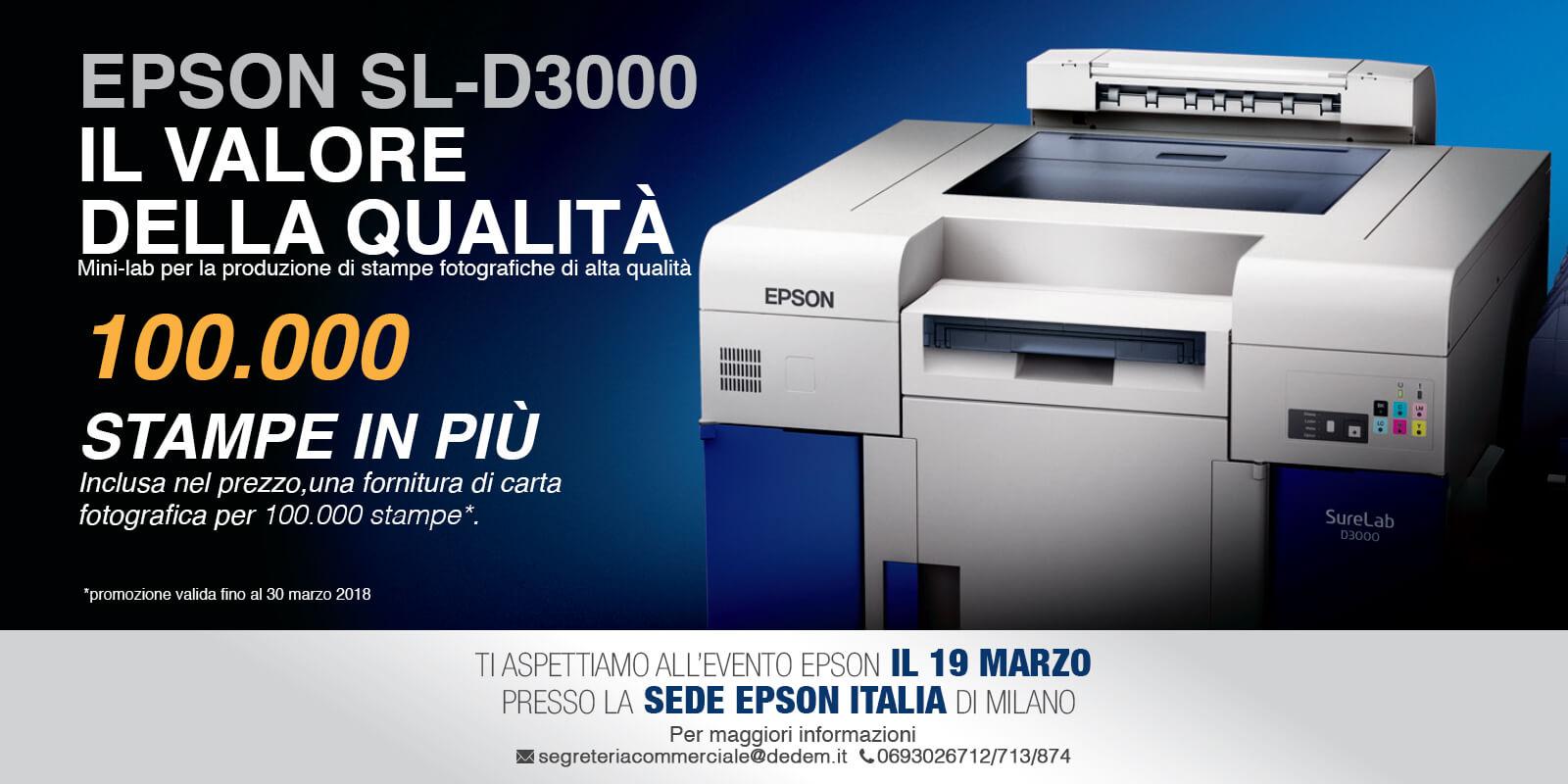 Epson SL D300